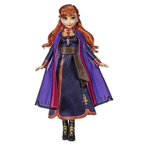 Дисней Холодное сердце 2 Анна поющая кукла Hasbro