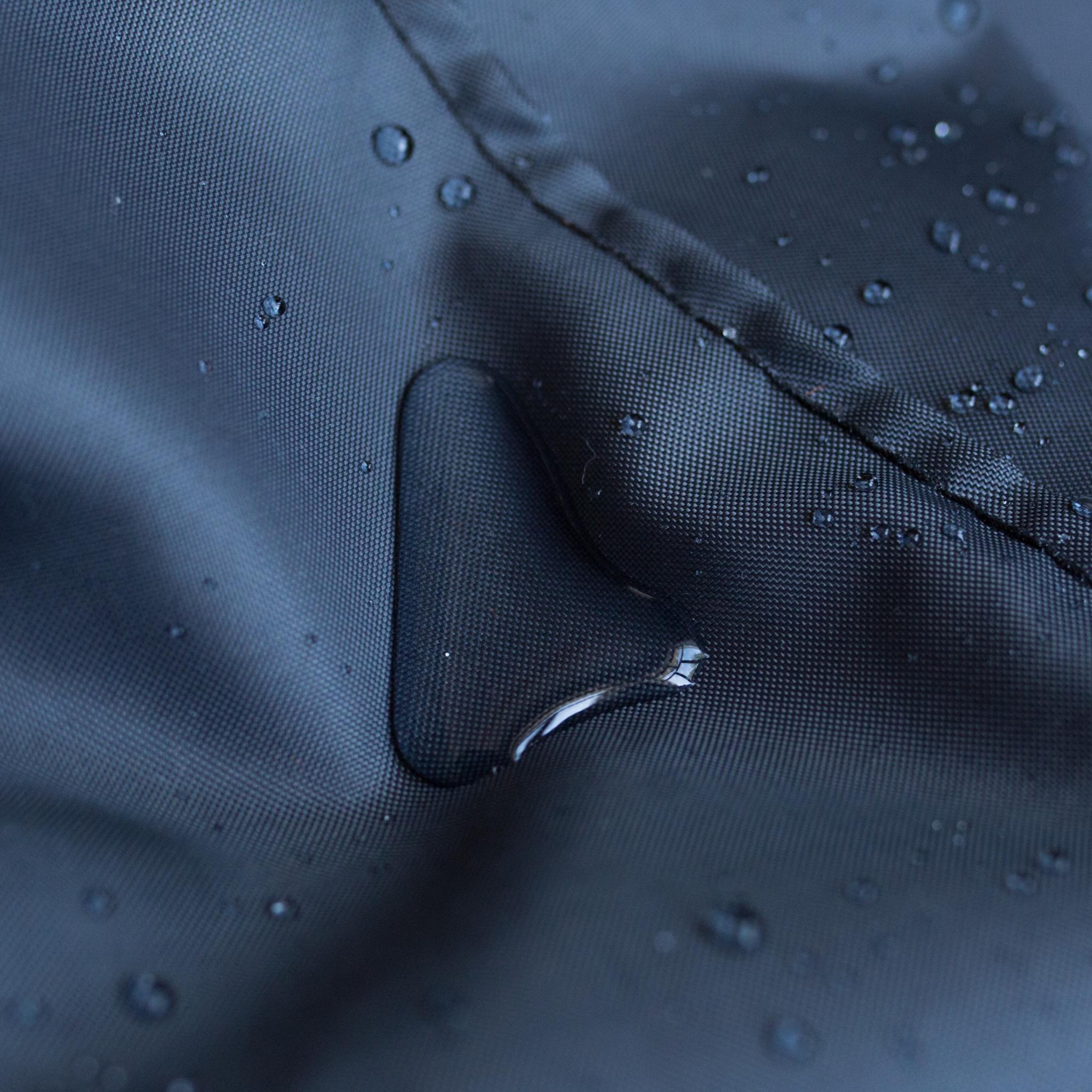 Груша М плащёвка, несъёмный чехол (тёмно-серая)