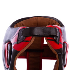 Venum шлем боксерский открытый с усиленной защитой макушки