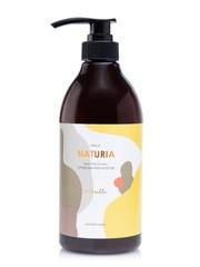Гель для душа Evas Naturia Creamy Milk Body Wash So Vanilla с ароматом ванили 750 мл