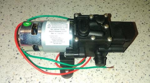Насос автоматический с датчиком давления модели Н-2