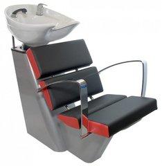 Парикмахерская мойка Байкал с креслом Лига