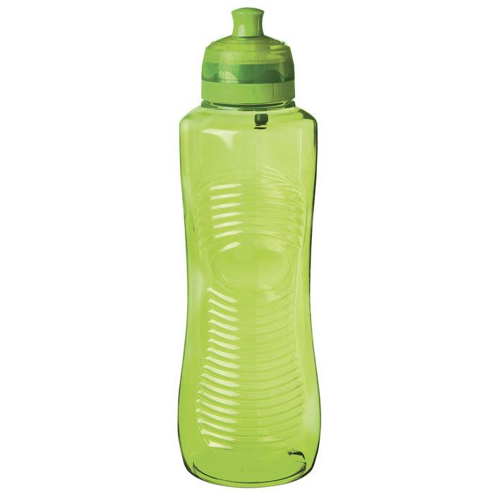 """Бутылка для воды Sistema """"Hydrate"""" 800  мл, цвет Зеленый"""