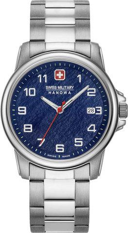 Часы мужские Swiss Military Hanowa 06-5231.7.04.003 Swiss Rock