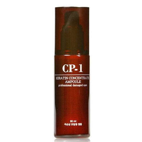Эссенция для волос КОНЦЕНТРИРОВАННАЯ/КЕРАТИН CP-1 Keratin Concentrate Ampoule, 80 мл, ESTHETIC HOUSE