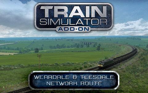 Train Simulator: Weardale & Teesdale Network Route Add-On (для ПК, цифровой ключ)