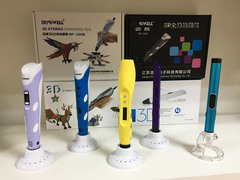 Универсальная подставка для 3Д ручки