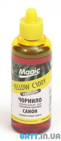 Чернила CA-Yellow универсальные ( Premium) 100 мл