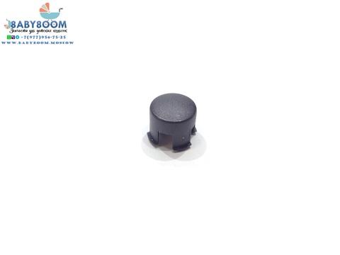 Кнопка регулировки положения ручки Inglesina шасси ErgoBike, Ergo Bike Comfort, Comfort Chrome