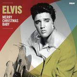Elvis Presley / Merry Christmas Baby (LP)