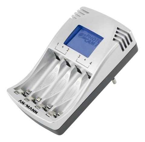 Быстрое зарядное устройство ANSMANN PhotocamIV (АА,ААА)