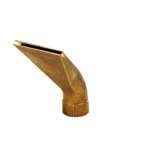 Веерная фонтанная насадка Fan jet 1½