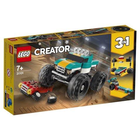 Lego konstruktor  Monster Truck