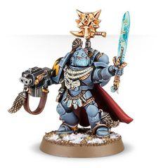 Start Collecting! Space Wolves. Волчий Лорд