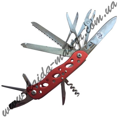Многофункциональный нож с инструментами
