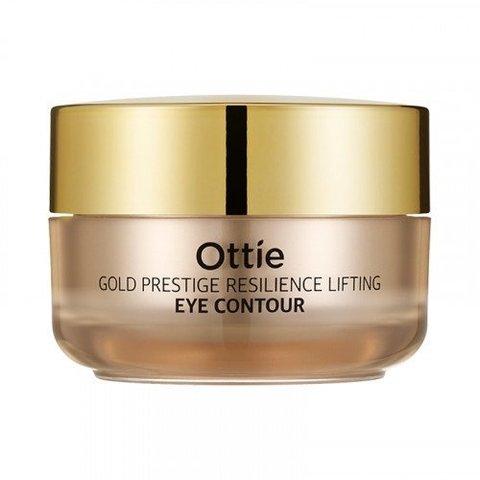 Антивозрастной крем вокруг глаз для упругости кожи Ottie Gold Prestige Resilience Lifting Eye Contour (30 мл)