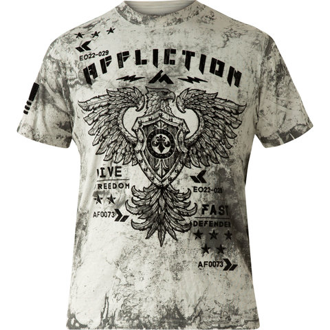 Футболка Affliction  STANDING VALUE