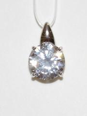 Кулон 31754 (подвеска  из серебра).