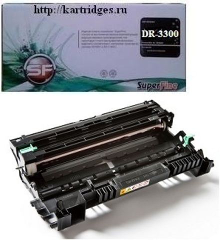 Картридж SuperFine SF-DR-3300