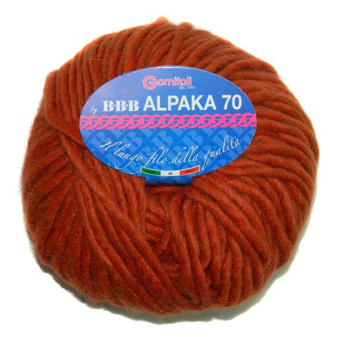 Купить Пряжа BBB Alpaka 70 Код цвета 550 | Интернет-магазин пряжи «Пряха»