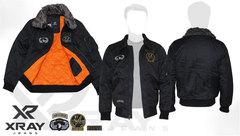 Куртка утепленная 'СWU 45/P Flyer With Patches' Black
