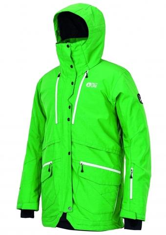 Куртка Picture Organic 10К/10К PURE JKT C Green