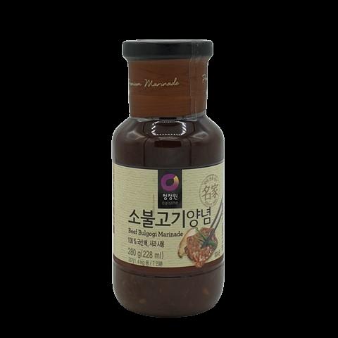 Корейский маринад для говядины Beef Bulgogi Marinade DAESANG, 280 гр