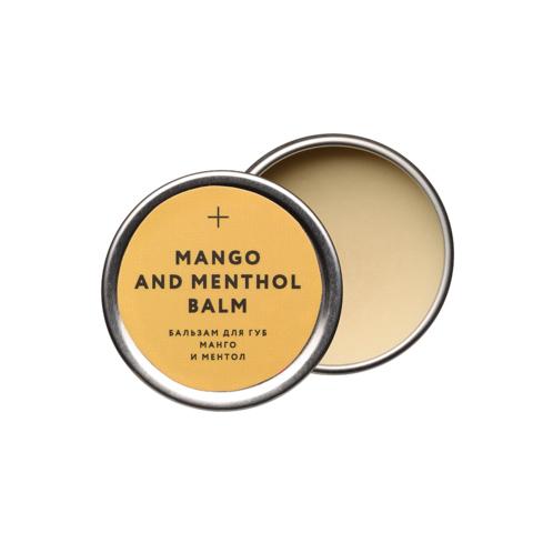 Бальзам для губ манго и ментол 10мл
