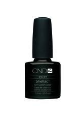 Гель лак CND Shellac Black Pool