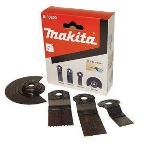 Набор насадок Makita для монтажных работ