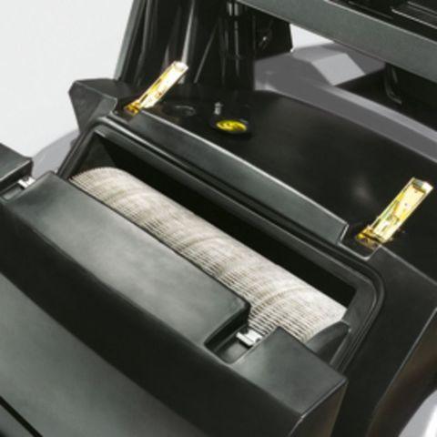 Автоматическая система непрерывной очистки фильтра Karcher