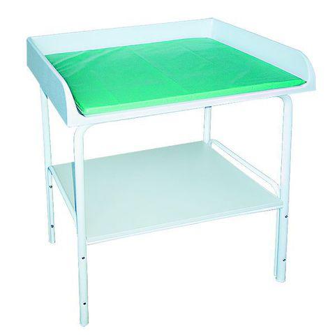 Стол пеленальный СП/МК со столешницей из пластика - фото