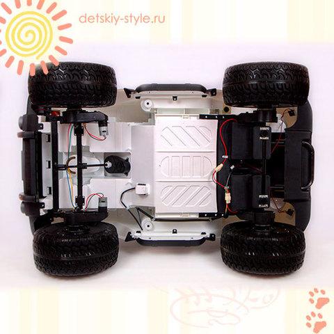 "Детский Электромобиль Barty ""Jeep Wrangler T555MP (4X4)"""