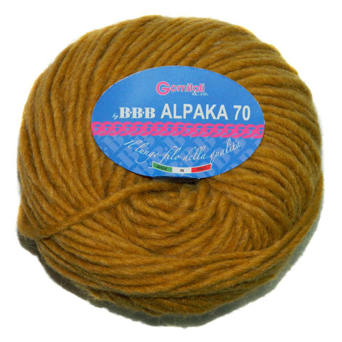 Купить Пряжа BBB Alpaka 70 Код цвета 62 | Интернет-магазин пряжи «Пряха»