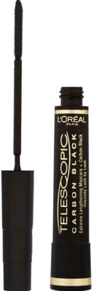L'Oreal Paris Telescopic Carbon Black тушь для ресниц