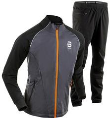 Костюм для Лыж и Зимнего Бега Bjorn Daehlie Ridge Motivation Grey мужской
