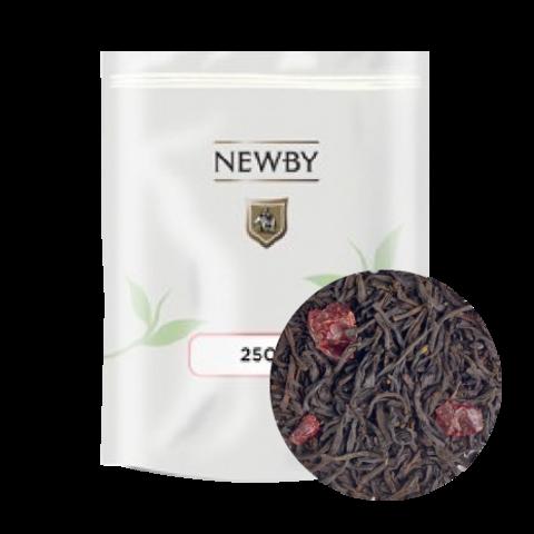 Чай Newby Дикая Вишня в пакетах 1/250г