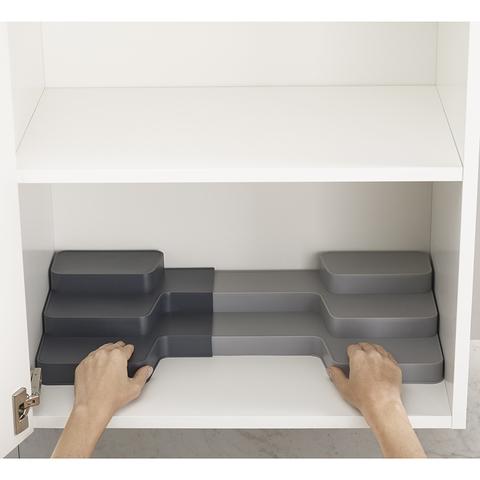 Органайзер многоуровневый CupboardStore раздвижной