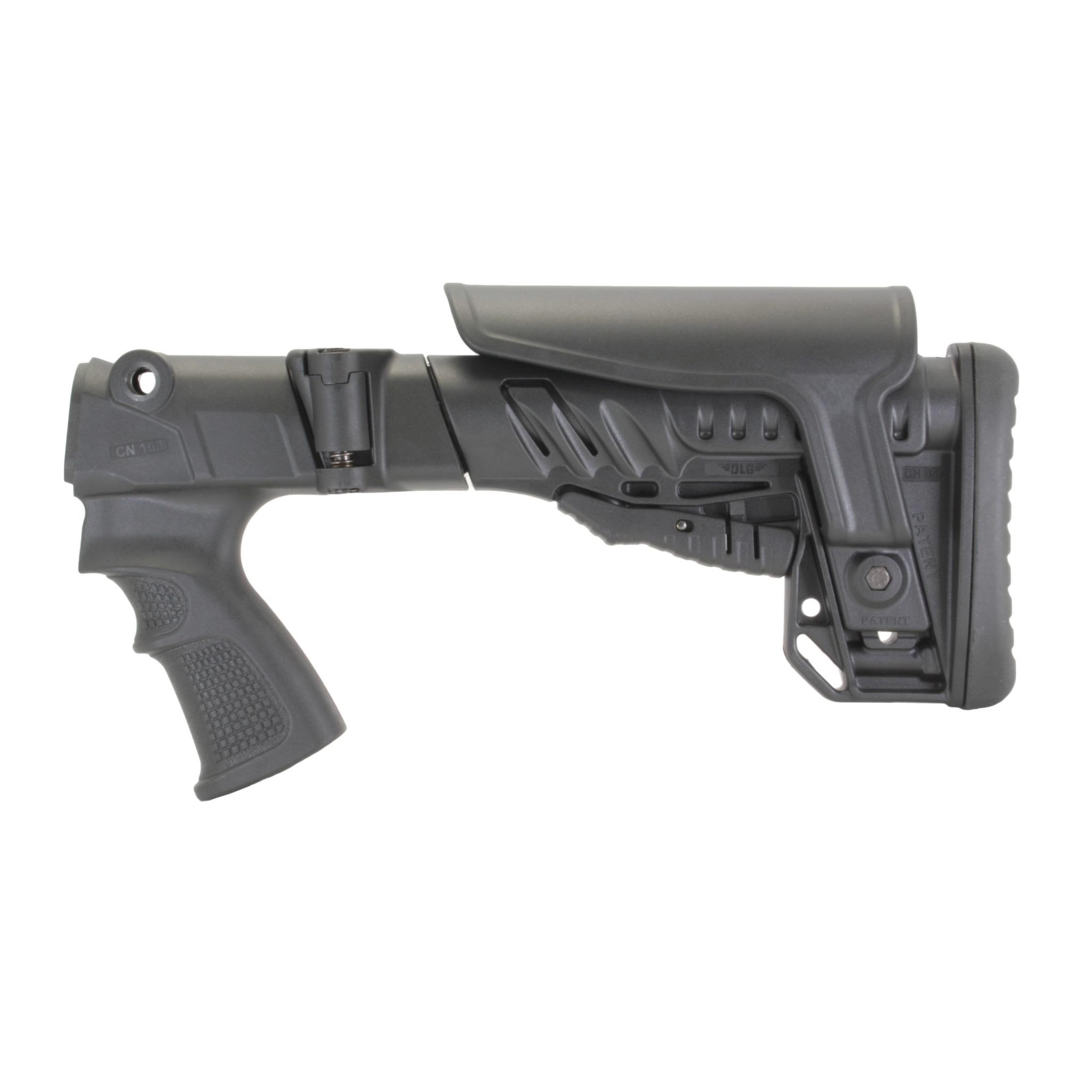 Купить Комплект: Складной приклад Remington, DLG Tactical