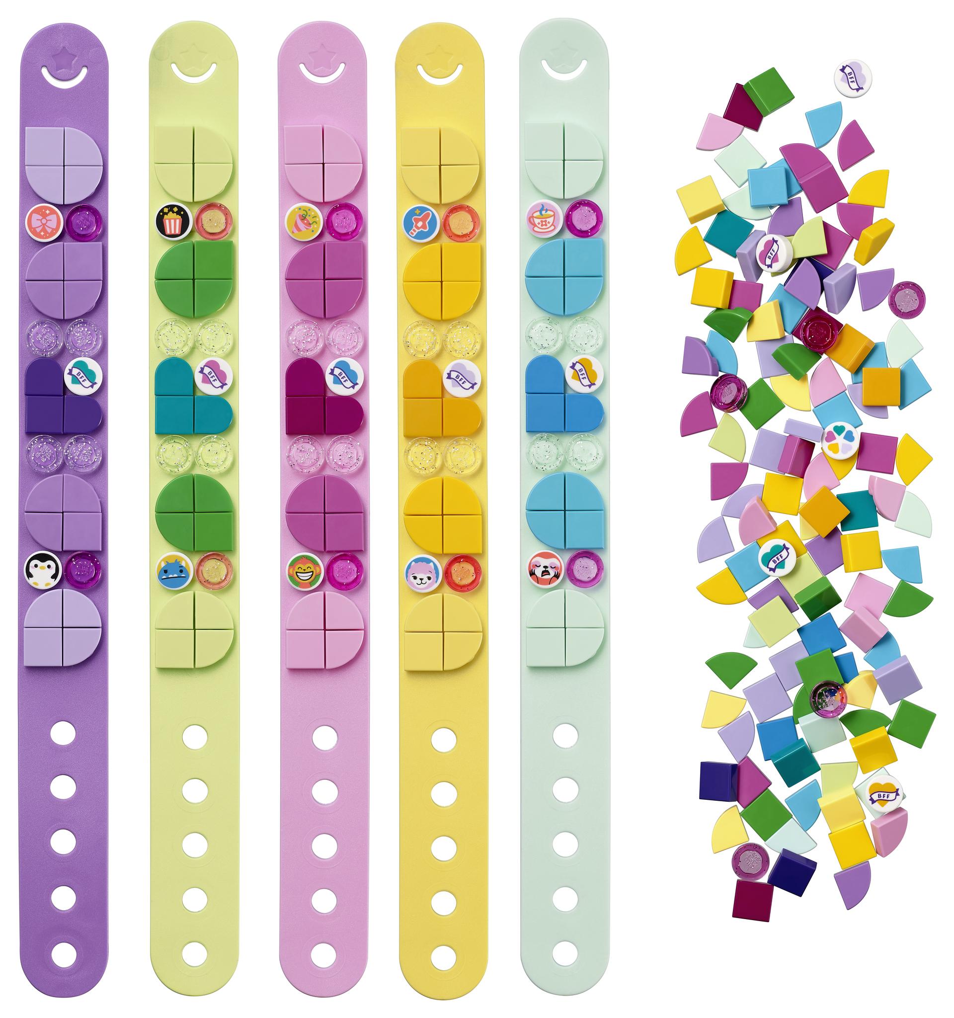 """LEGO DOTs 41913 ЛЕГО Дотс """"Большой набор для создания браслетов"""""""