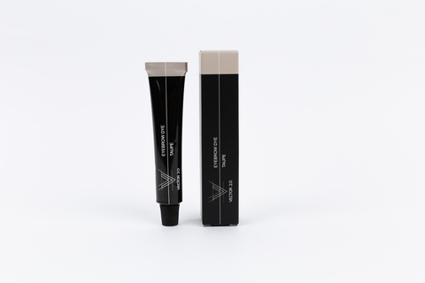 Краска для бровей VECTOR 2.0 Taupe (коричневый с пепельным подтоном) 20мл