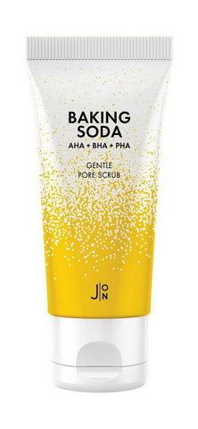 BAKING SODA Скраб-пилинг для лица СОДОВЫЙ Baking Soda Gentle Pore Scrub, 50 гр, J:ON