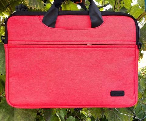 Сумка для ноутбука 13'' Sheng beier /red/