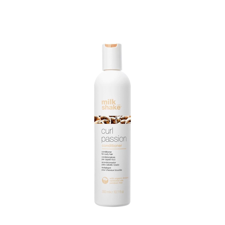 Кондиционер для вьющихся и химически завитых волос / Professional hair conditioner  Milk Shake curl passion 300 мл