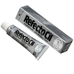 RefectoCil, Краска для бровей и ресниц № 1.1 Графит, 15 мл