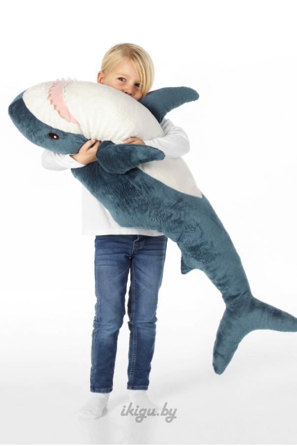"Популярное Подушка ""Акула"" 100см shark3.jpg"