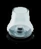Peugeot LES IMPITOYABLES - Бокал для дегустации виски с подставкой 380 мл стекло (degustation stemglass) тубус