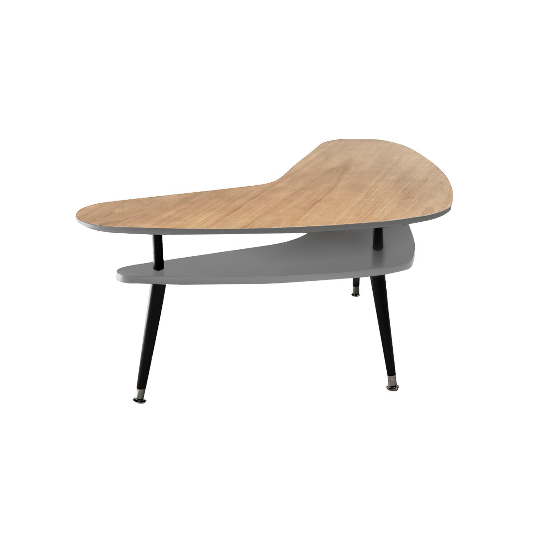 Журнальный стол Бумеранг дуб - вид 12