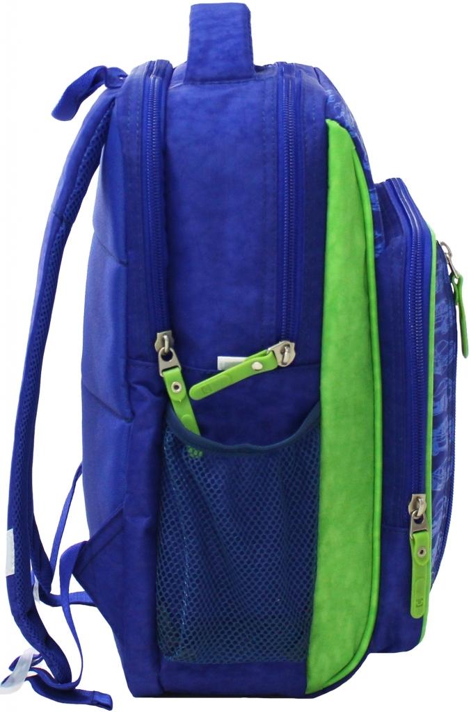 Рюкзак школьный Bagland Школьник 8 л. 223 єлектрик 18 м (00112702)