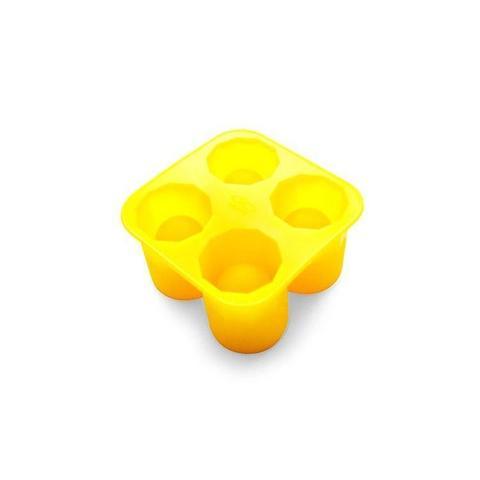 Форма для льда силиконовая Стопки 122х122 мм - ТД ХОРС